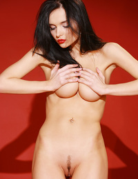 Superstar Jenya is on top of her game and you will wish she was on top of you in this smoking hot set. - Jenya D - Smoke
